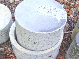 """concrete 4"""" cores"""
