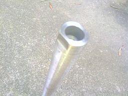 fits small hub core drill machines arbors