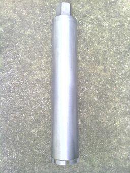 """Silver Series. 3"""" concrete core drill bit"""