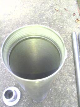 """Silver Series. 5"""" concrete core drill bit"""