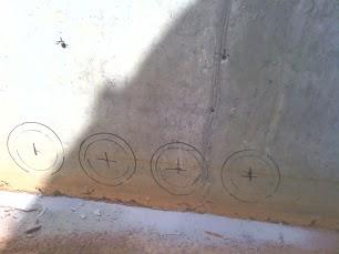 """concrete 6"""" cores"""