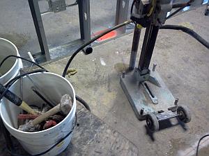 2 inch core drilling