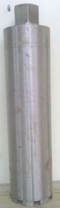 6 inch core bit