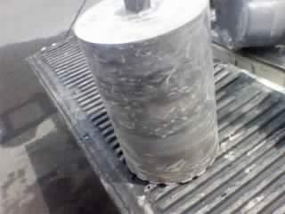 used core 8 inch core drill bit