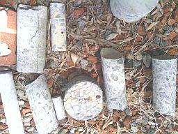 Chapel Hill core drill project near uptown