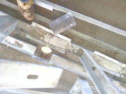 Florence core drill project near E. Palmetto St.