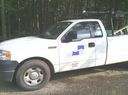our core drilling work truck for greensboro north carolina area